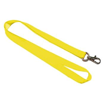 1/2 inch Woven Lanyards