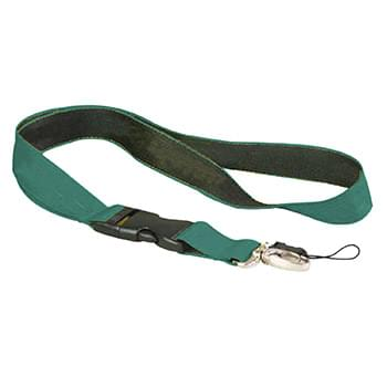 3/4 inch Woven Lanyards