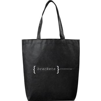"The Eros Tote Bag - Open main compartment with double 20"" handles. Reusable and a great alternative to plastic bags."