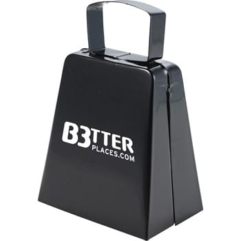 Dinners Ready Cowbell' - Make some noise with your next promotion with our metallic cowbell.