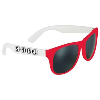 Retro Sunglasses - Spirit - Classic folding eyewear. UV400 protective lenses.
