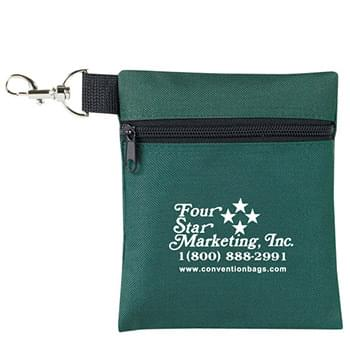 Clip On Accessory Pouch