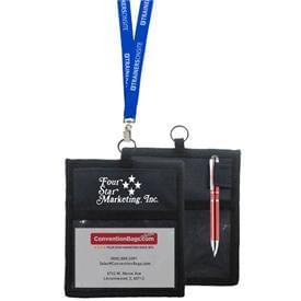 Travelstar Keyring Badgepak w/ Lanyard