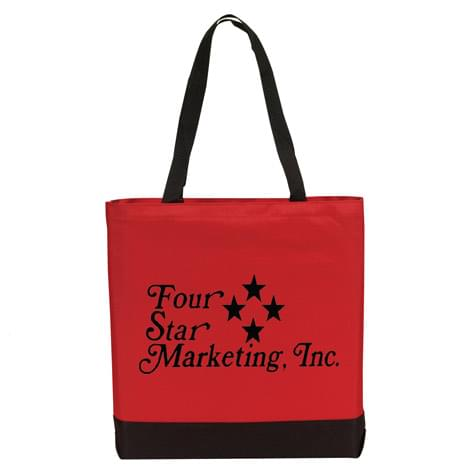 Travelstar Two-Tone Tote Bags
